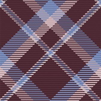 Tartan naadloze patroon. stof textuur