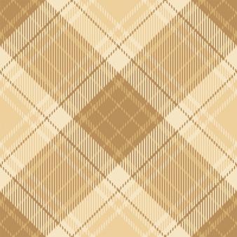 Tartan schotland naadloze geruite patroon. retro stof als achtergrond. vintage selectievakje kleur vierkant geometrische structuur voor textieldruk, inpakpapier, cadeaubon, behang.
