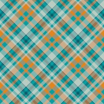 Tartan schotland naadloze plaid patroon achtergrond. retro patroon stof. vintage check kleur vierkant geometrische textuur.
