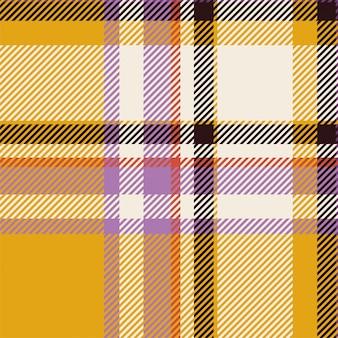 Tartan schotland naadloze plaid patroon. retro stof als achtergrond. vintage selectievakje kleur vierkante geometrische textuur.