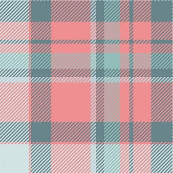 Tartan schotland naadloze plaid patroon. vintage check kleur vierkant geometrische textuur.