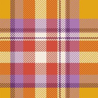 Tartan schotland naadloze plaid patroon
