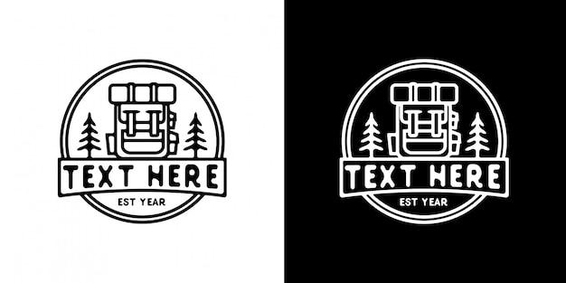 Tas logo monoline design