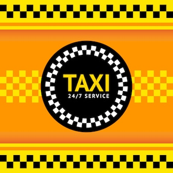 Taxi symbool