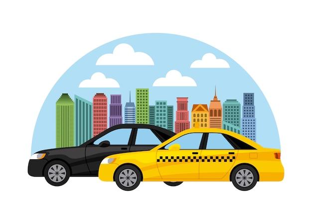 Taxiservice openbaar vervoer