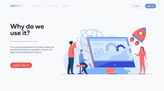 Team start project