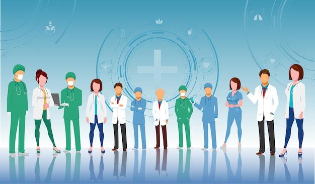 Team van artsen
