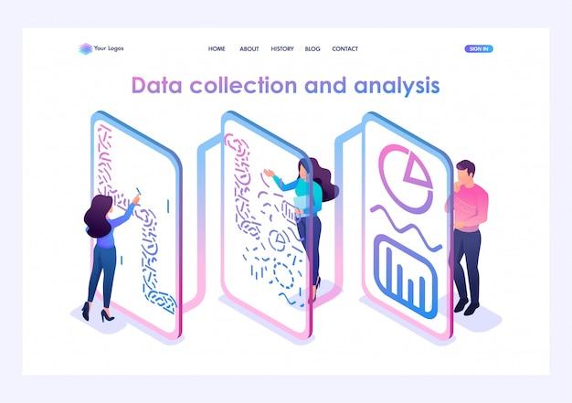 Team van professionals verwerkt gegevens en genereert rapporten voor analyse.