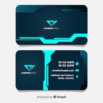 Tech visitekaartje