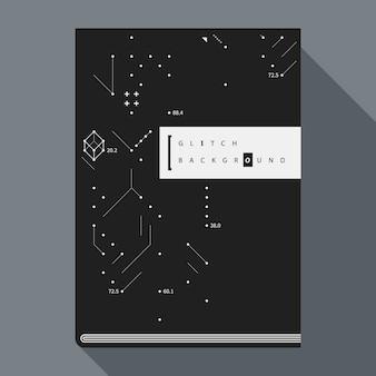 Technisch ontwerp boekomslag