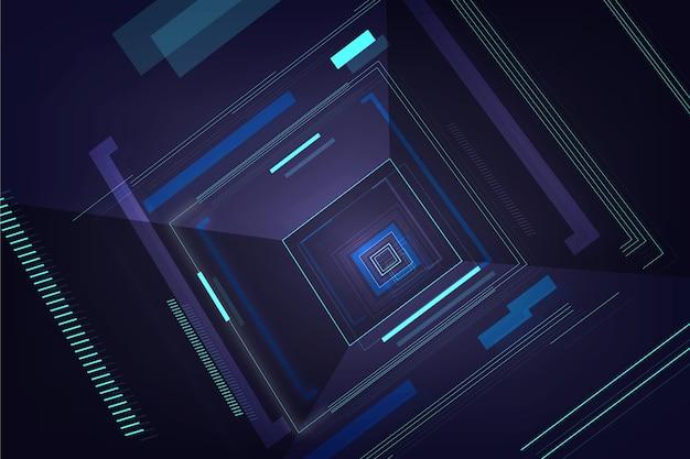 Technologie achtergrondconcept
