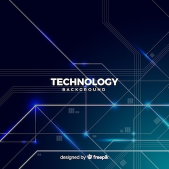 Technologie concept achtergrond