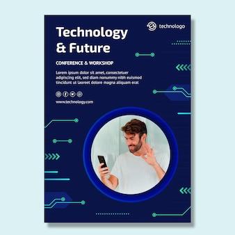 Technologie en toekomstige verticale flyer