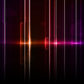 Technologie kleurrijke achtergrond