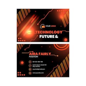 Technologie & toekomstig visitekaartje