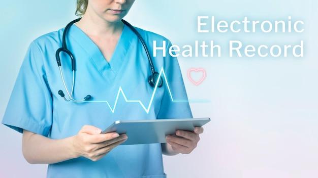 Technologie voor elektronische medische dossiers