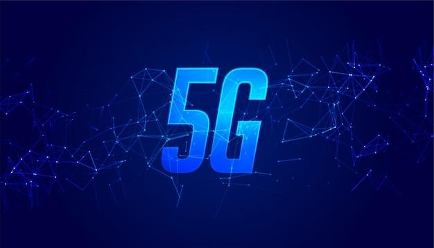 Technologieconcept voor snel internet