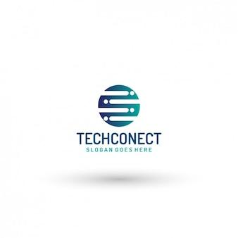 Technologische company template logo