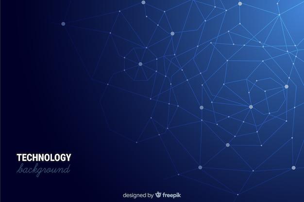 Techology achtergrond