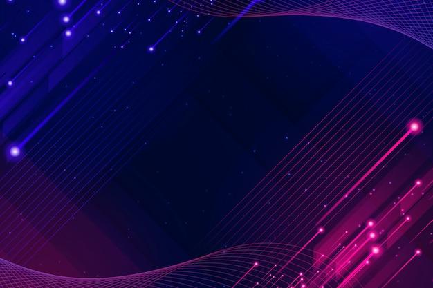 Techonology futuristische achtergrond
