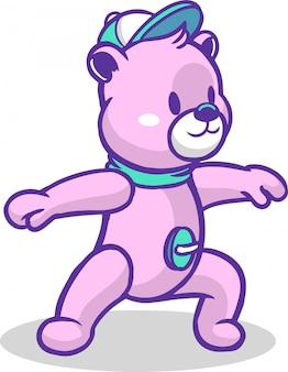 Teddy yoga 4