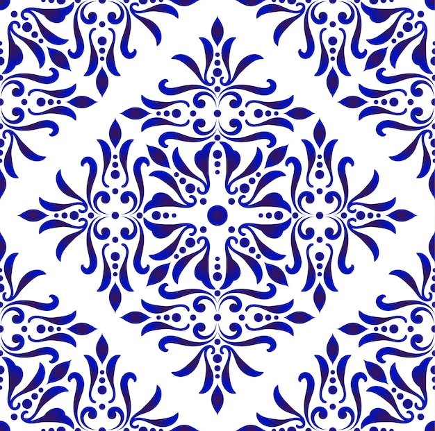 Tegel patroon vector