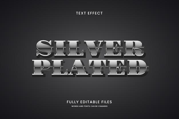 Teksteffect concept