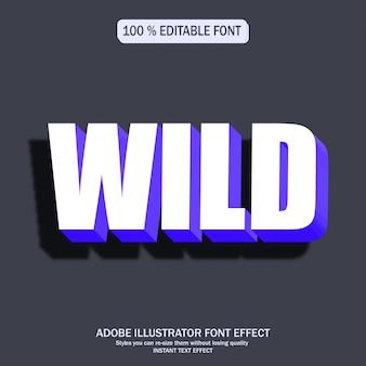 Teksteffect voor cool futuristisch effect