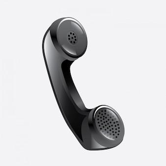 Telefoon illustratie