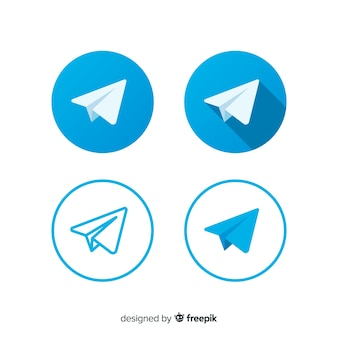 Telegram-pictogram