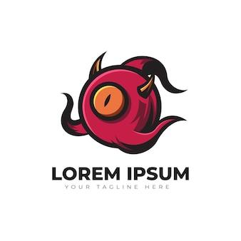 Tentakel karakter logo