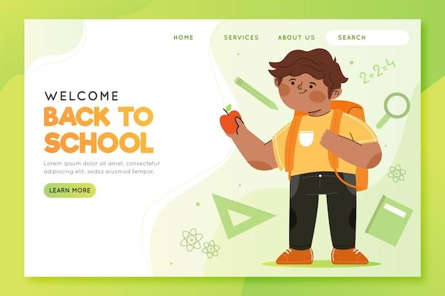 Terug naar de startpagina van de school