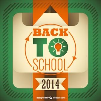 Terug naar school gratis te downloaden