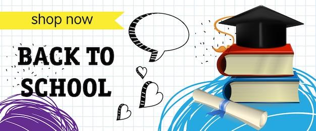 Terug naar school, shop nu belettering met afstrijkmuts
