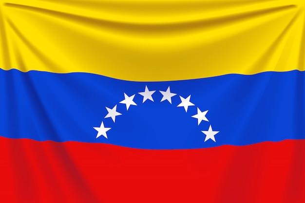 Terug vlag venezuela