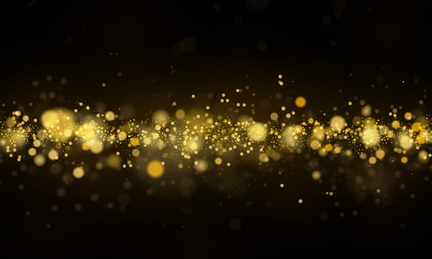 Textuur achtergrond abstract zwart en wit of zilver glitter en elegant voor kerstmis. stof wit. sprankelende magische stofdeeltjes. magisch concept. abstracte achtergrond met bokeh-effect