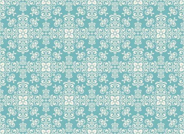 Thailand stijl patroon