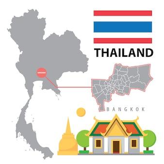 Thailand-symbool