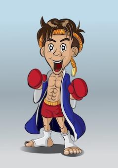 Thais boxen