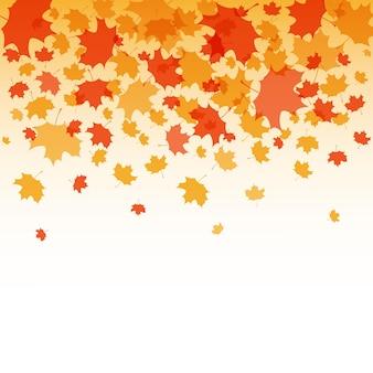Thanksgiving achtergrond vectorillustratie herfst achtergrond briefkaart poster thanksgiving card