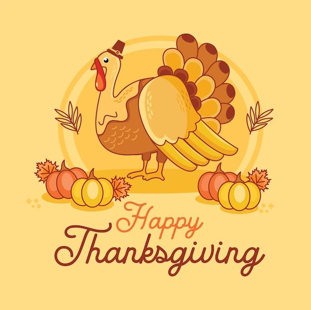 Thanksgiving dag.