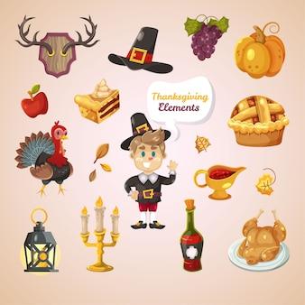 Thanksgiving ellements