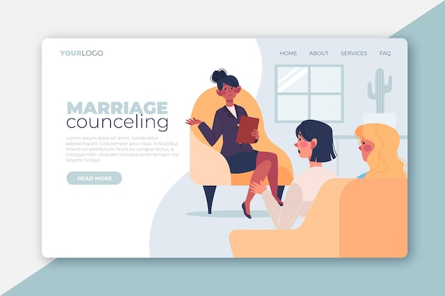 Thema huwelijkscounseling