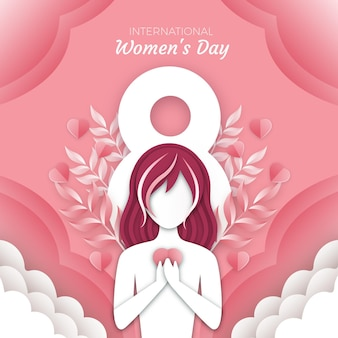Thema internationale vrouwendag