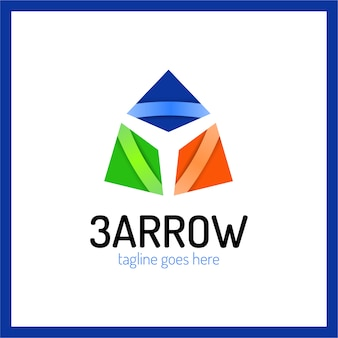 Three arrows-logo.