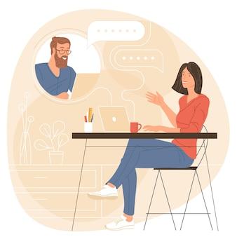 Thuis videoconferenties houden
