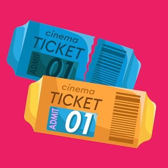 Ticket bioscoop