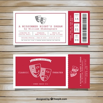 Tickets voor klassieke theater