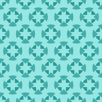 Tiffany, jade en sea foam ornamental swirl background