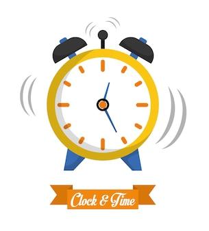 Tijd concept